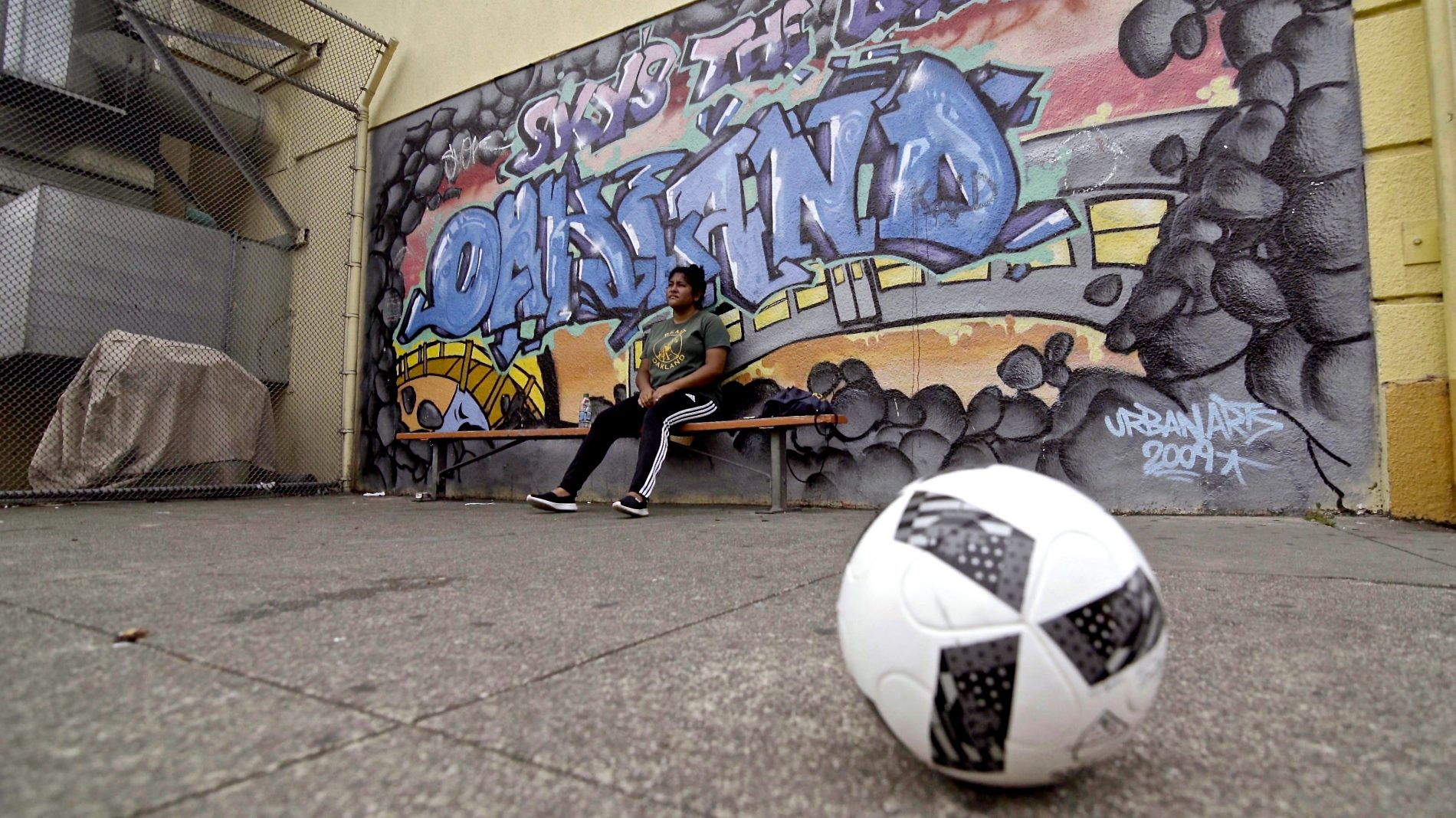 You Should Stream: In This Moving Doc, Oakland's Undocumented Youth Find Joy & Healing in Soccer
