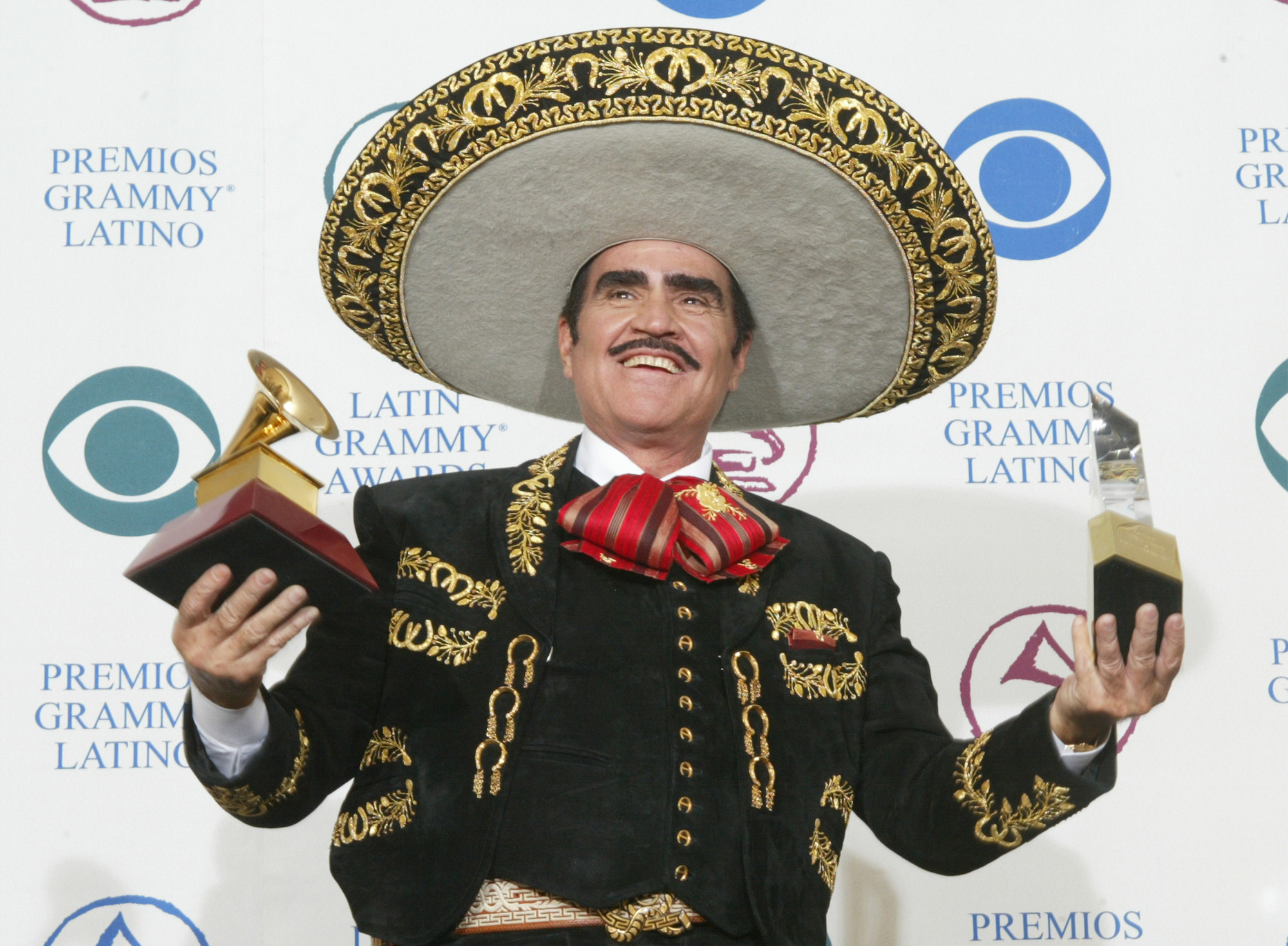 5 Movies Starring Vicente Fernandez You Can Stream at Home
