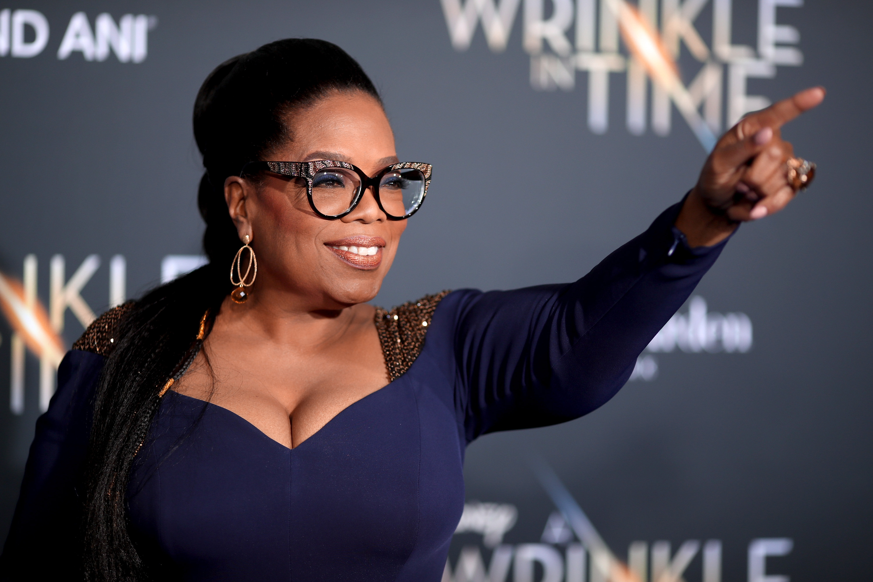Inspired by Lin-Manuel Miranda's Work, Oprah Donates $2M to Puerto Rico Relief Efforts