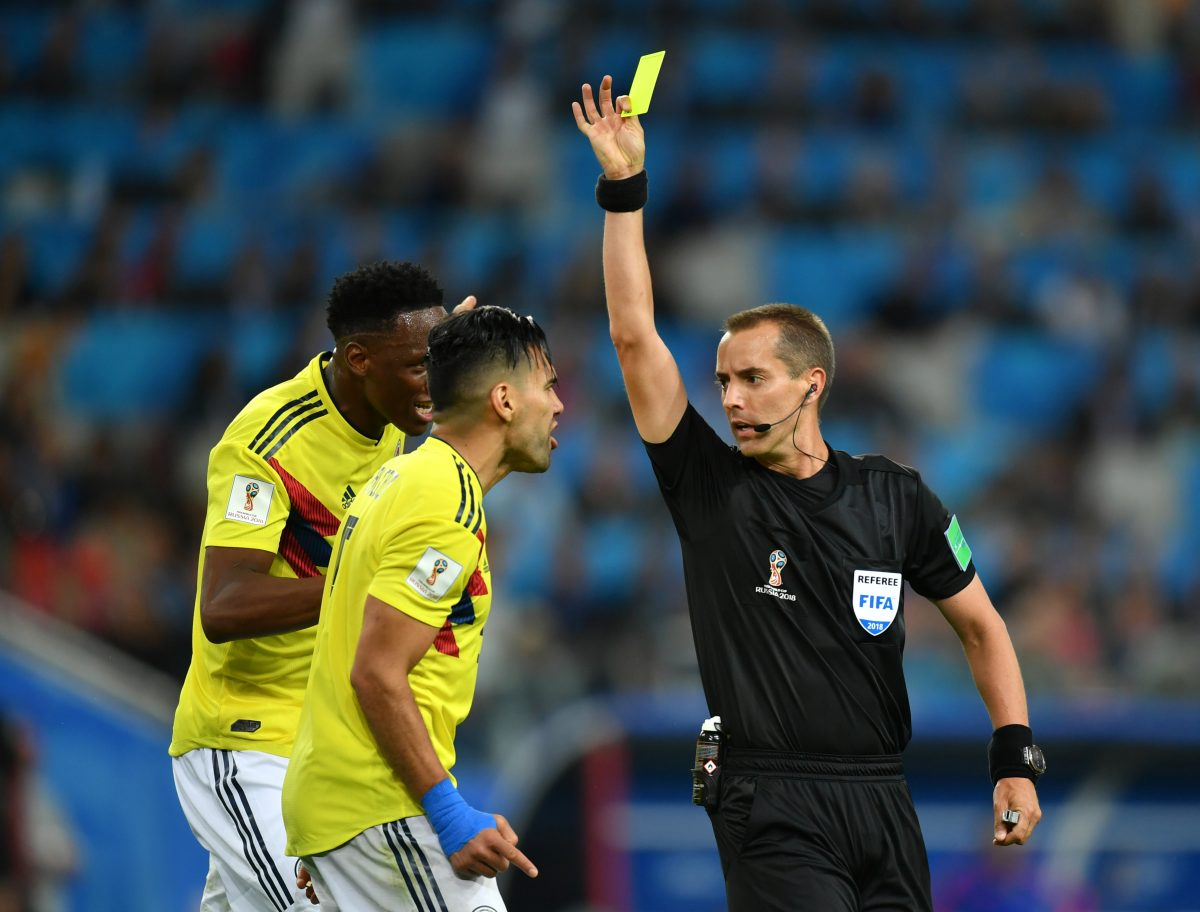 After Colombia-England Match, MLS Fans Apologize to The World For Their Awful Referee