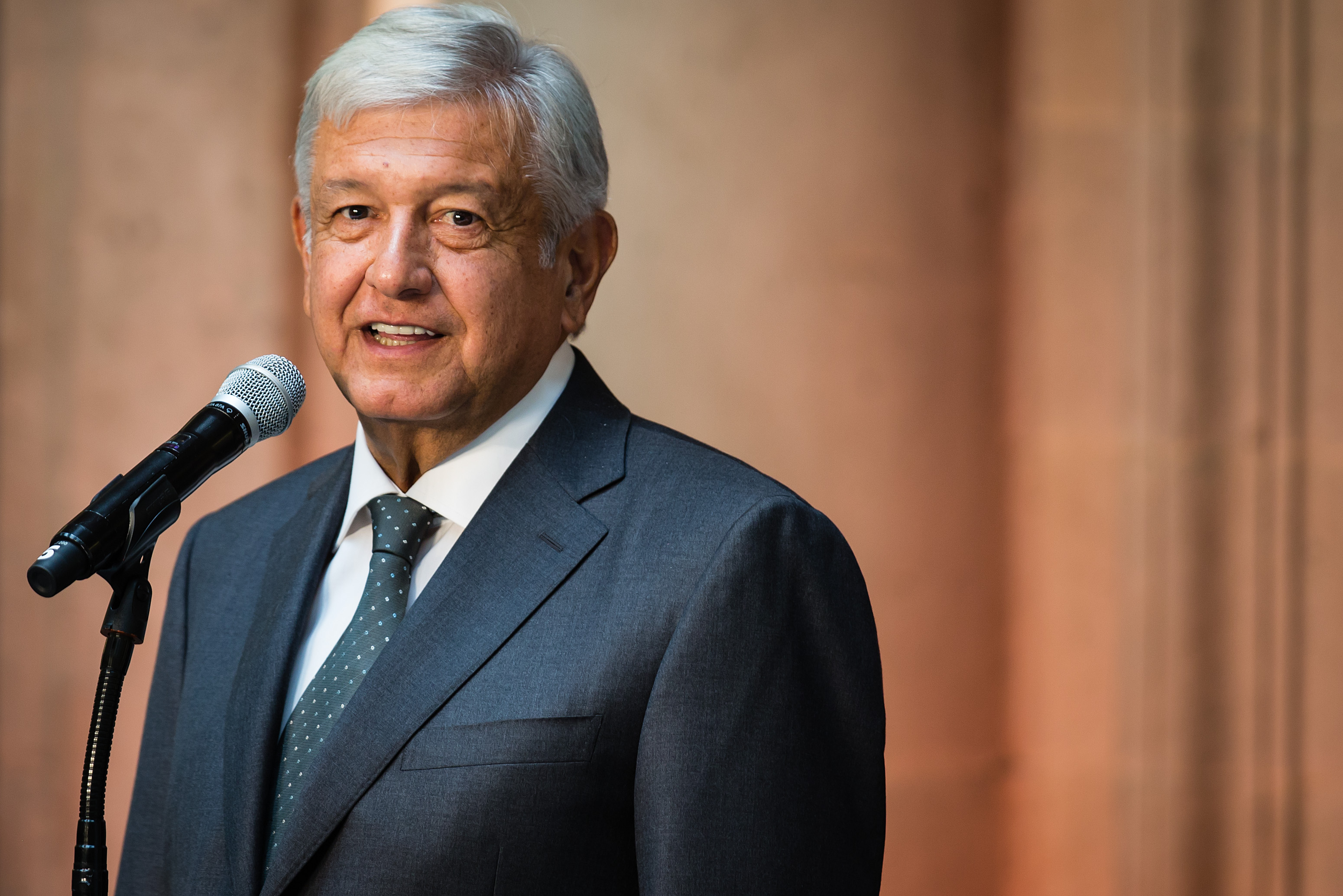 AMLO Kissed a Female Reporter Instead of Answering Her Questions