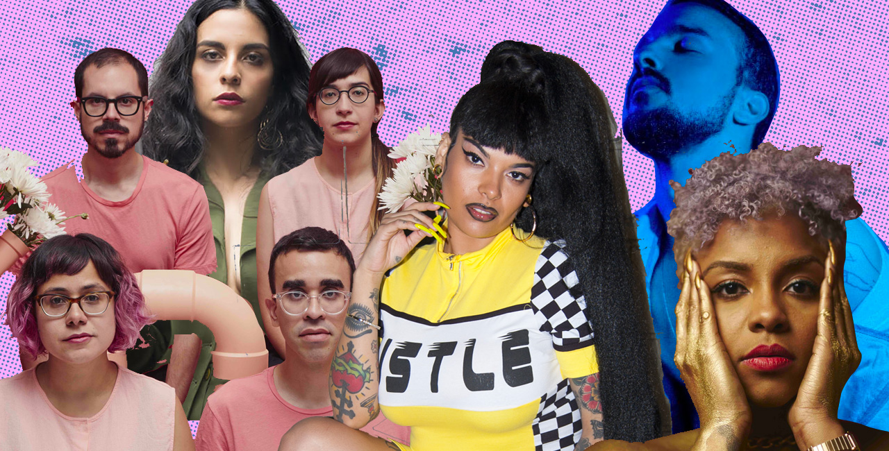 The Best Shows & Parties Happening During LAMC, NYC's Biggest Week for Latinx Musicians