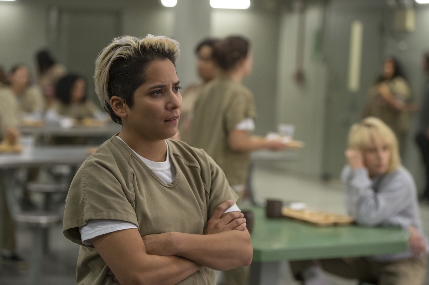 How Vicci Martinez Went From 'The Voice' to Playing Daddy on 'Orange Is the New Black'