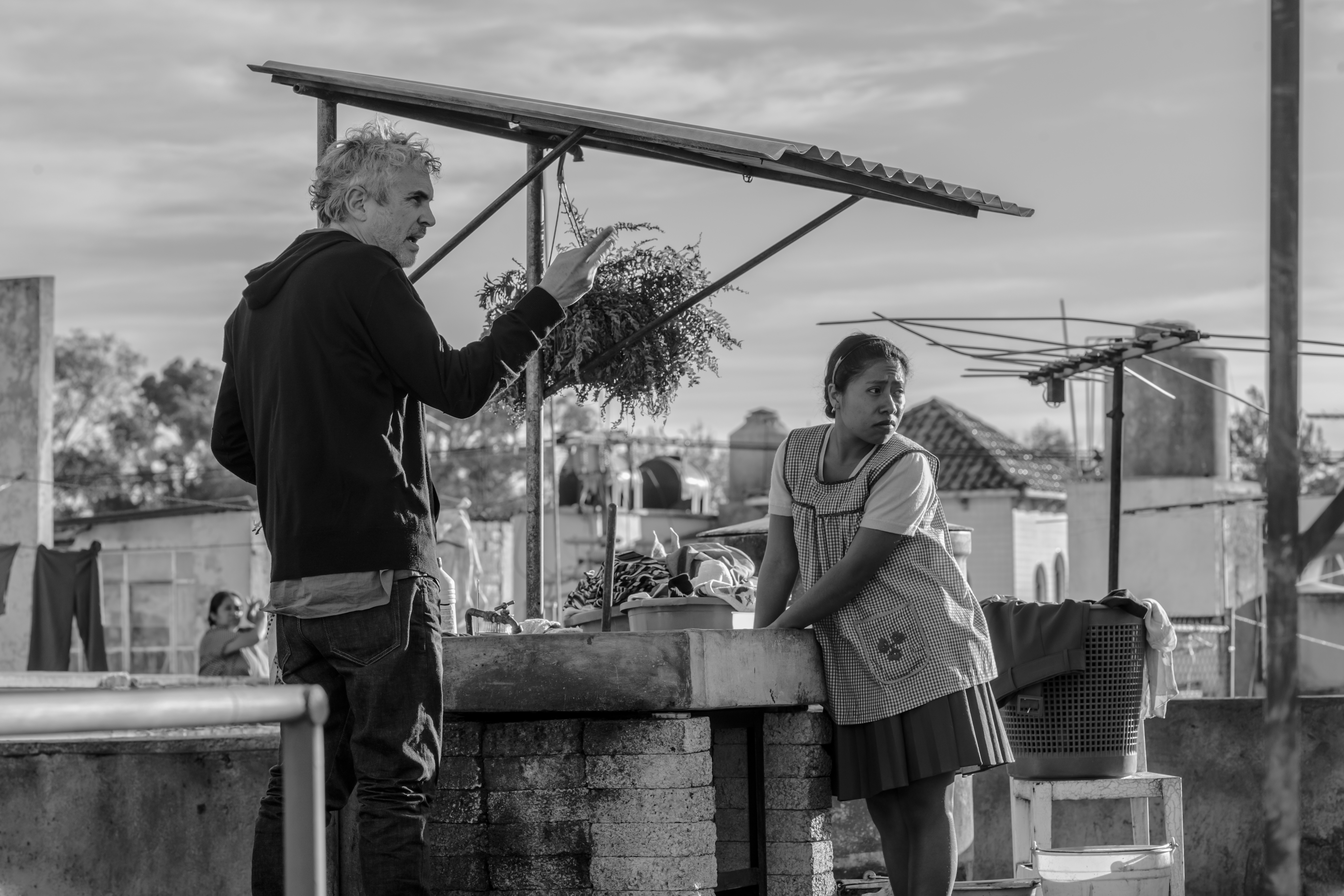 Mexico Selects Cuarón's 'Roma' as Oscar Entry for Best Foreign Language Film