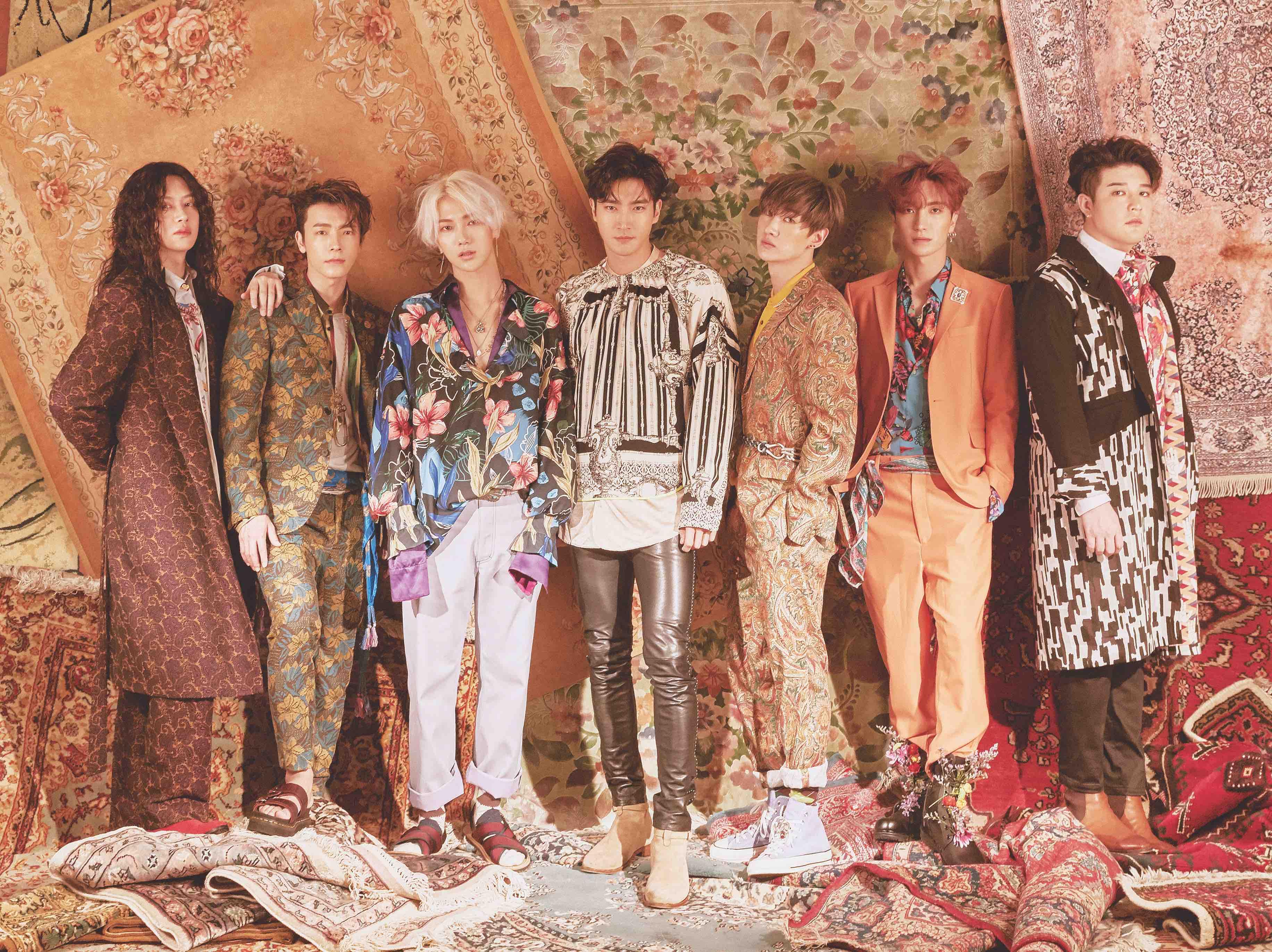 """Super Junior K-Pop Cover of Luis Miguel's """"Ahora Te Puedes Marchar"""""""
