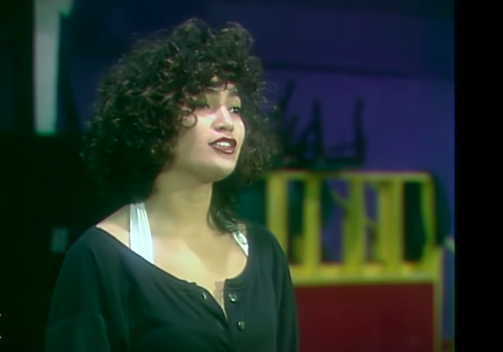 Jennifer Lopez 1990 Audition For In Living Color S Fly Girls