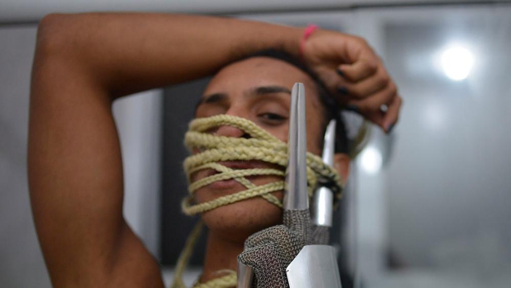 """Meet Linn da Quebrada, the """"Gender Terrorist"""" Raising Her Voice for Brazil's Queer Community of Color"""