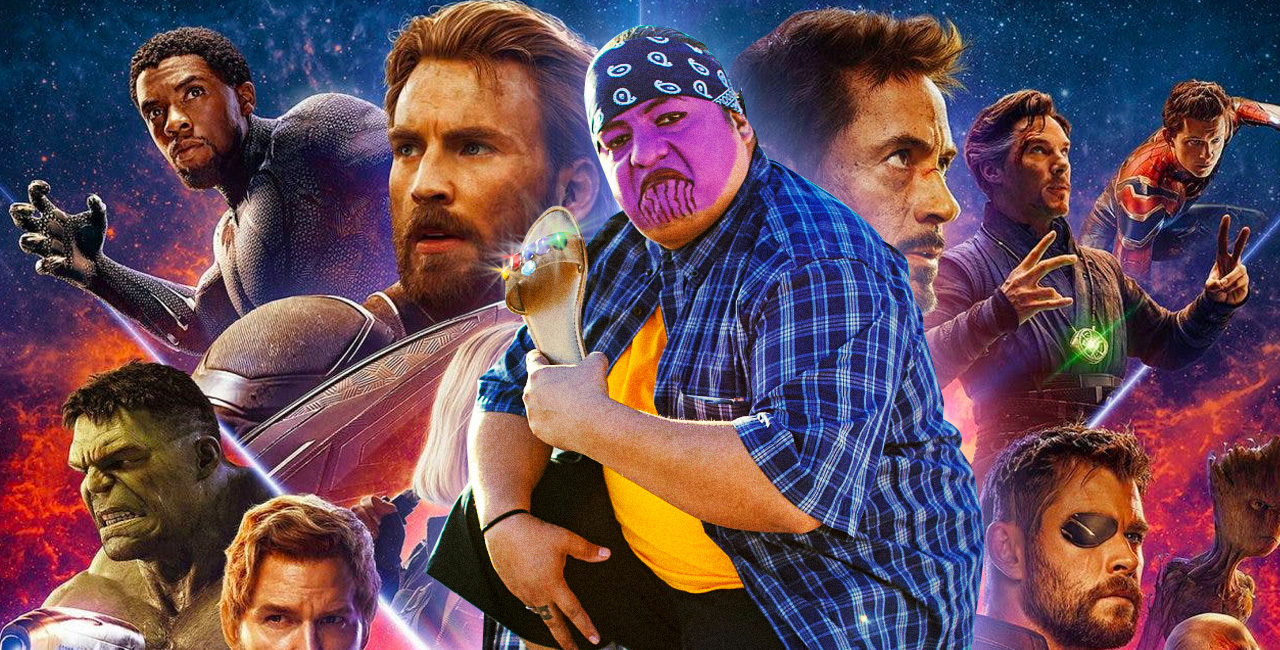 The Best Comic-Con Cosplay Goes to Cholo Thanos and the Infinity Chancla