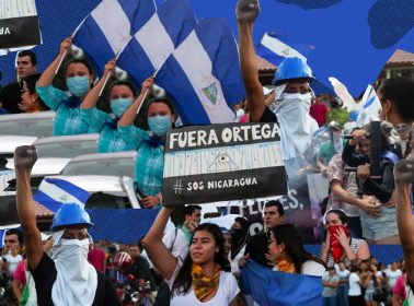 You Should Stream: This Short Doc Takes You Inside the Heart of Nicaragua's Popular Uprising