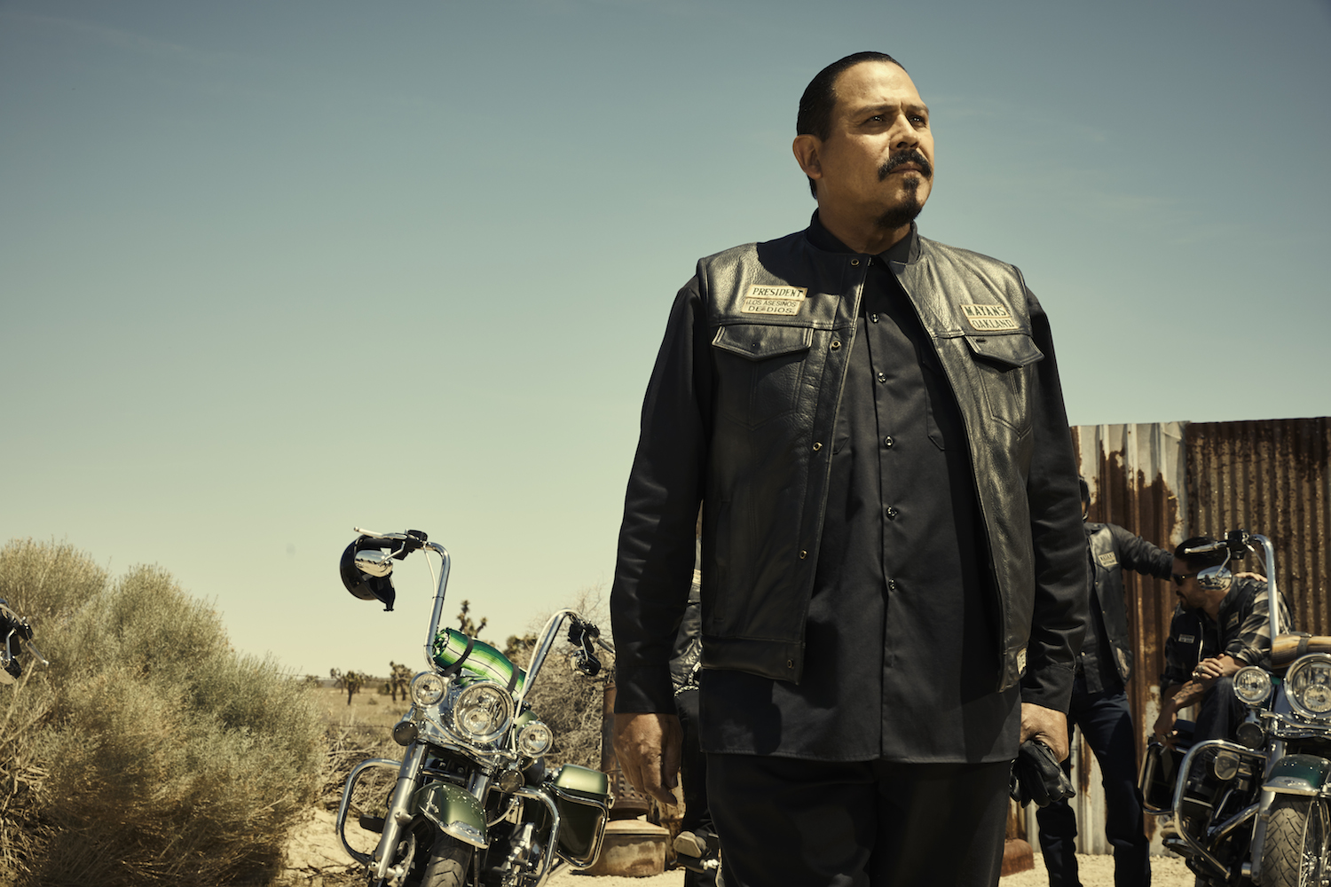 First Trailer for 'Sons of Anarchy' Spinoff Featuring Latino Motorcycle Club 'Mayans MC' Is Finally Here