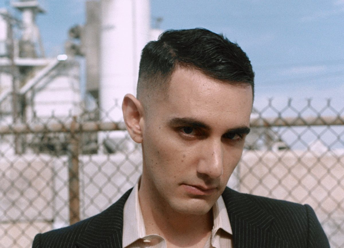 "Alex Anwandter Laments the ""World Going to Shit"" on New Single ""Locura"""