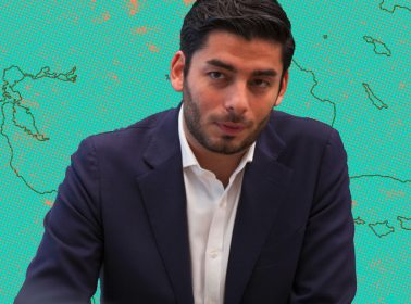 """After Opponent Calls Him a """"Security Threat,"""" Latino Arab-American Candidate Delivers Powerful Message"""
