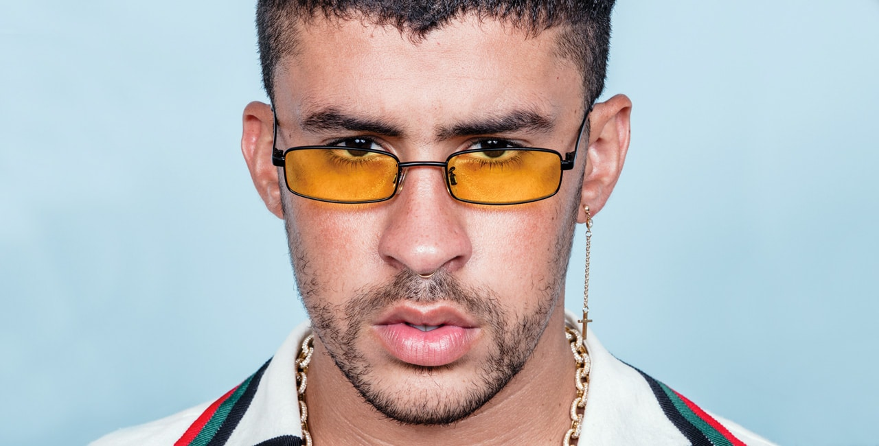Bad Bunny Used to Be in a Church Choir & More Things We Learned From His 'FADER' Cover