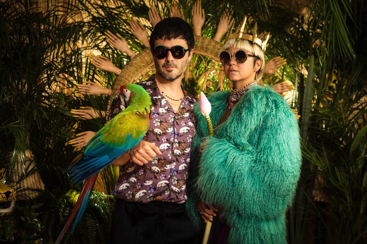 """Bomba Estéreo's """"Amar Así"""" Video Is a Queer Love Story Set in 1950s Colombia"""
