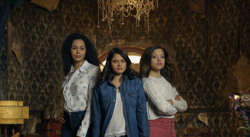 Showrunner of CW's 'Charmed' Reboot Says the Series Will Explore Brujería