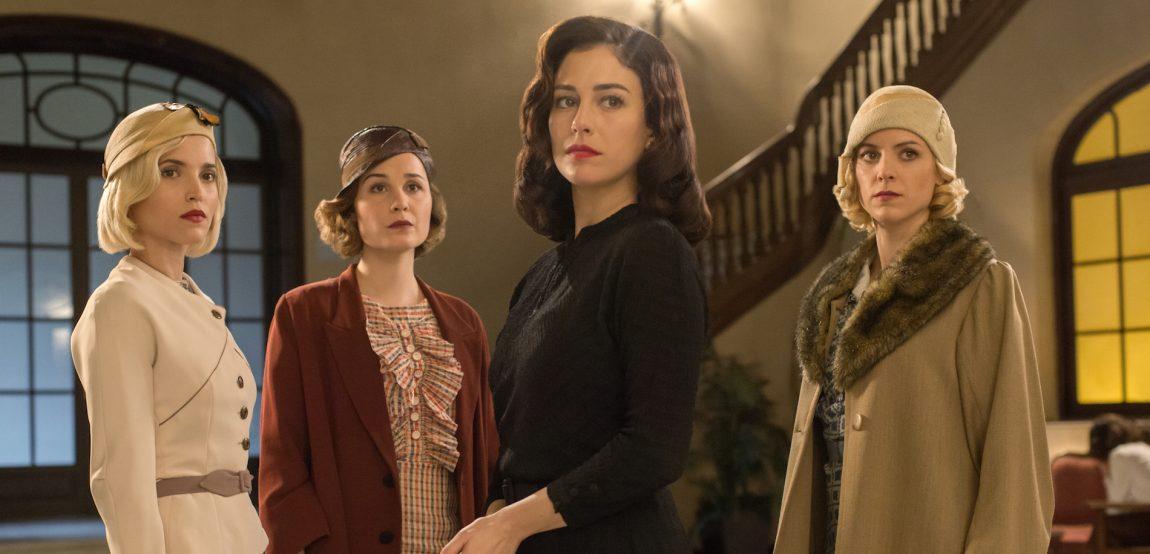 Las Chicas Del Cable Season 3