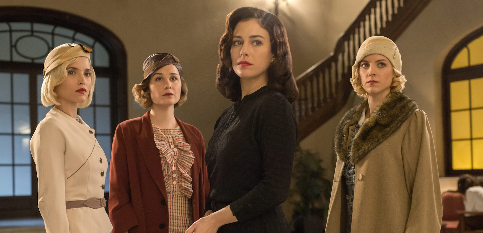 Here's the First Trailer for Season 3 of Netflix's 1920s Feminist Workplace Drama 'Las Chicas del Cable'
