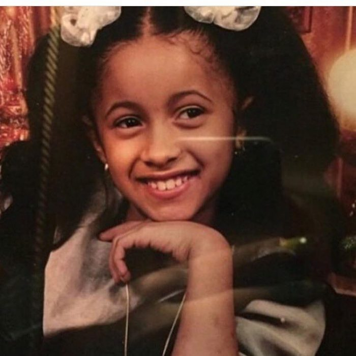 Cardi B Younger: 17 Perfect And Occasionally Awkward Throwback Photos Of