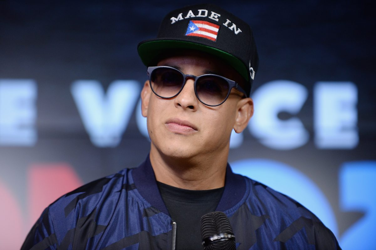 Daddy Yankee Smashes Another Barrier As First Spanish Language Performance on 'Late Late Show'