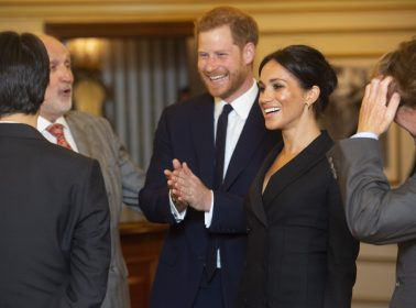 Meghan Markle and Prince Harry Join Lin-Manuel Miranda To See 'Hamilton' – Again