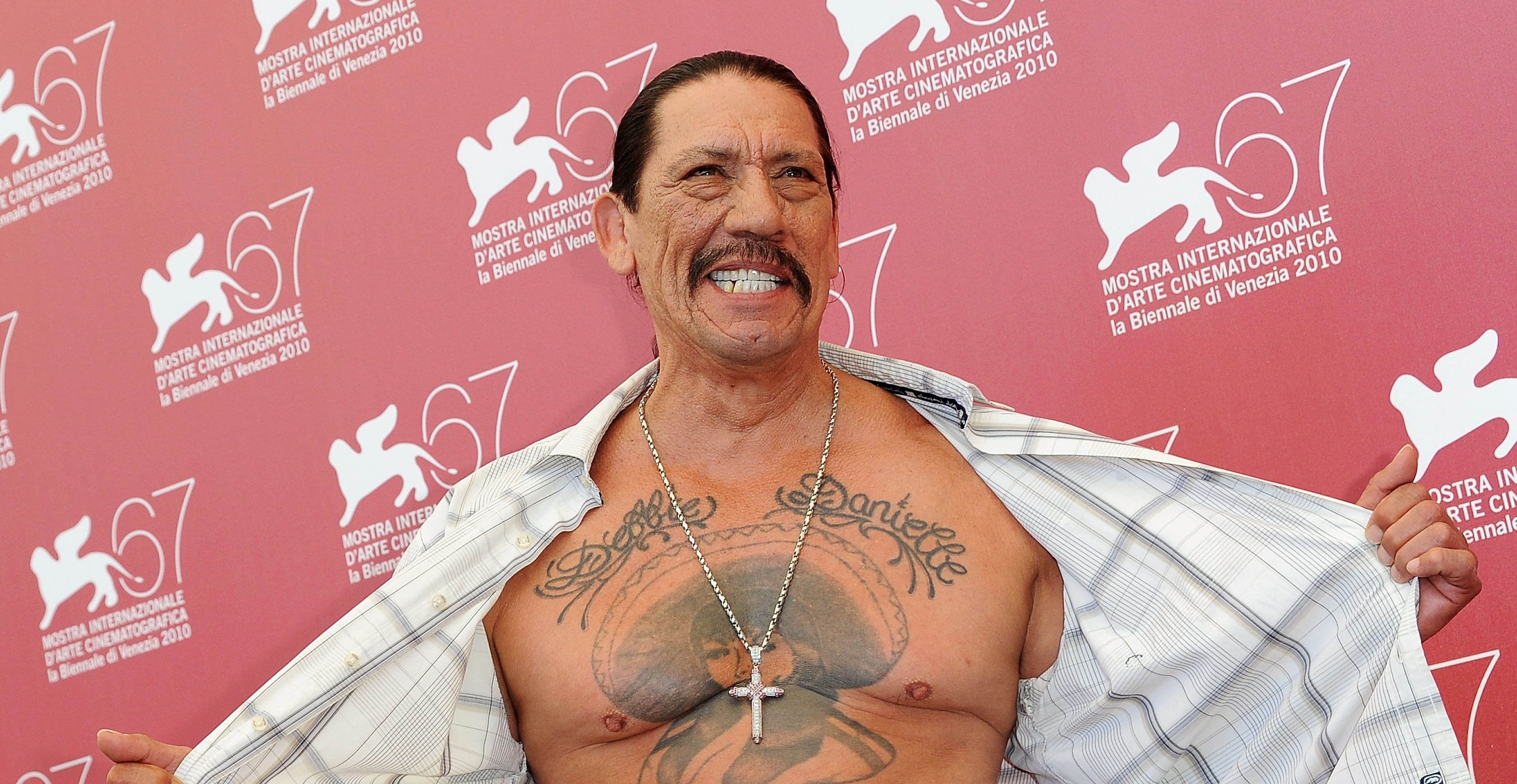 Danny Trejo Selling 'Mayans M.C.' Tacos Is the Most On-Brand Celebrity Endorsement Ever