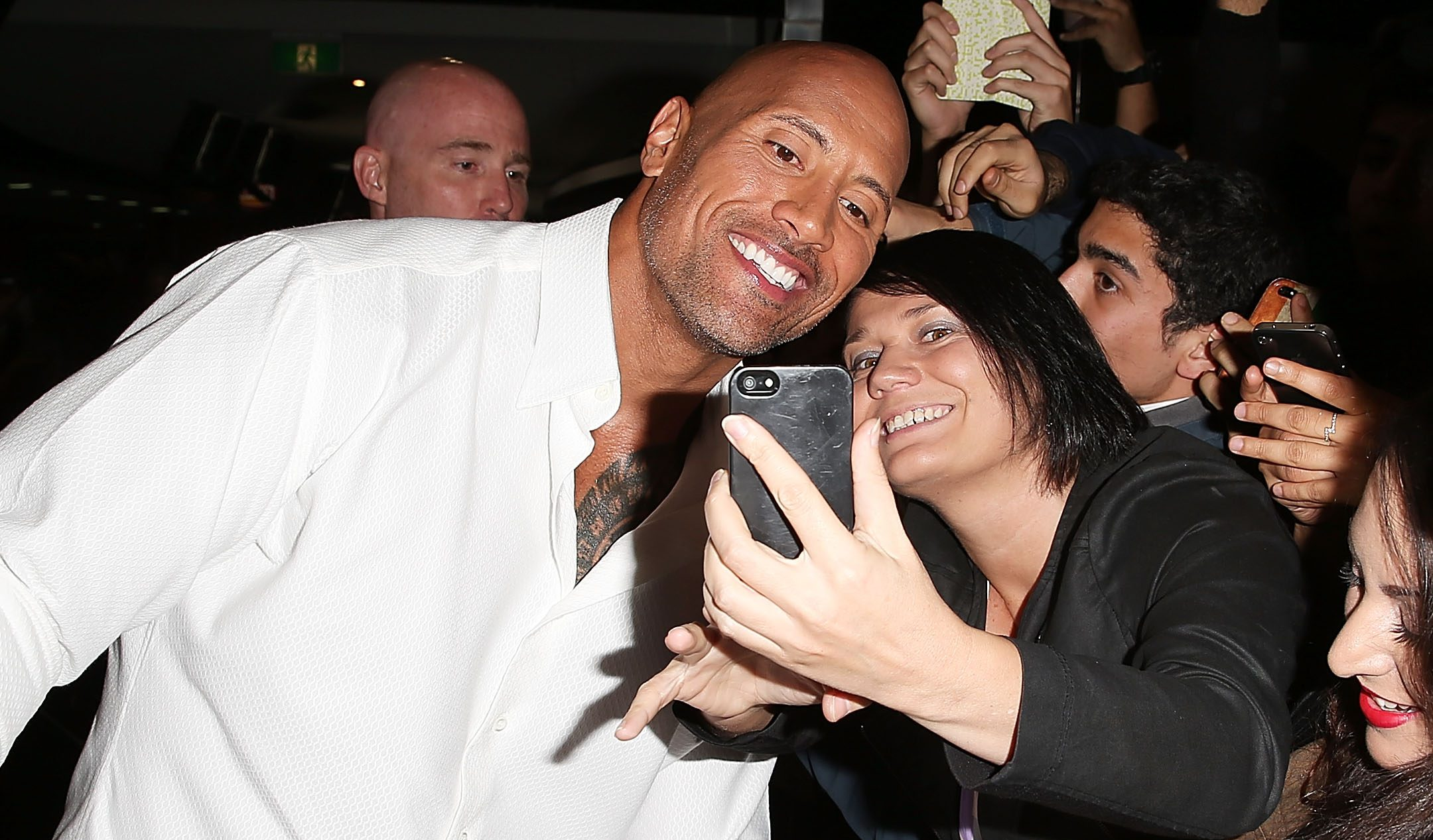 The Rock Sent This Teen a Heartfelt Message After His Mom & Sister Died