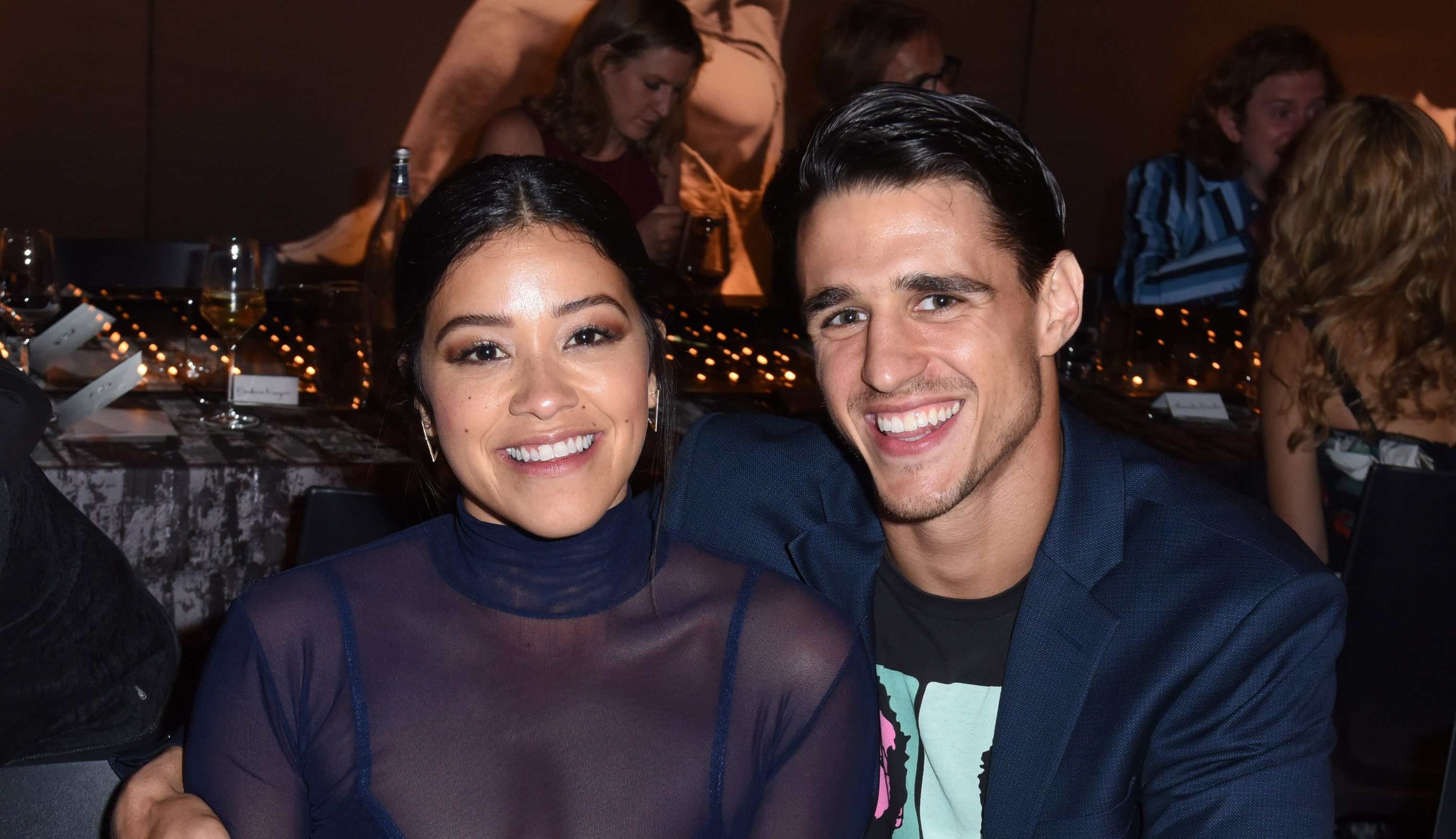 These Are All the Times Gina Rodriguez's Husband Appeared on 'Jane the Virgin'