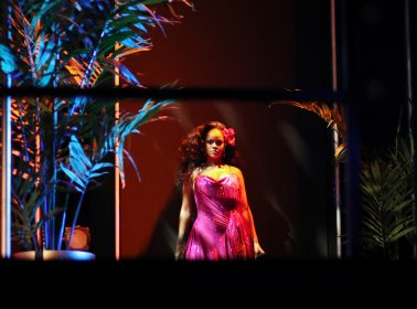 Rihanna & Childish Gambino Were Seen in Cuba Filming a Secret Project Called 'Guava Island'