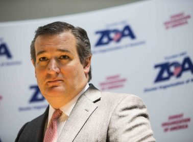People Are Dragging Ted Cruz After He Called for Trump's Help in Re-Election