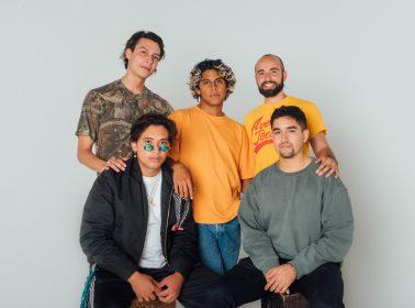 Meet Inner Wave, the Best Friends Breathing New Life Into LA's Indie Scene