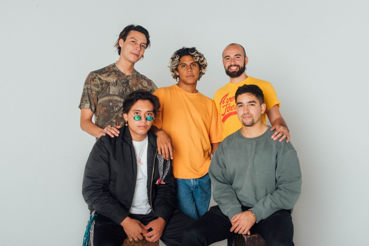 Meet Inner Wave, the Best Friends Breathing New Life Into LA's Indie Scene