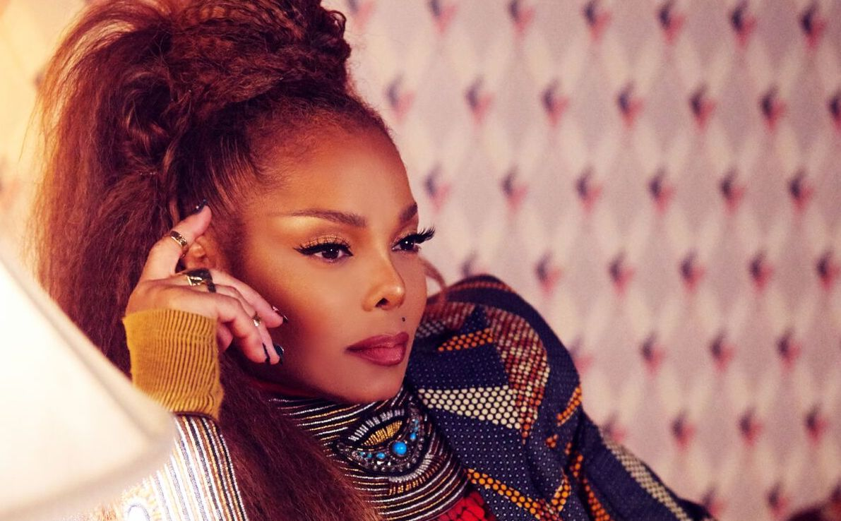 The Janet Jackson and Daddy Yankee Collab Has Arrived