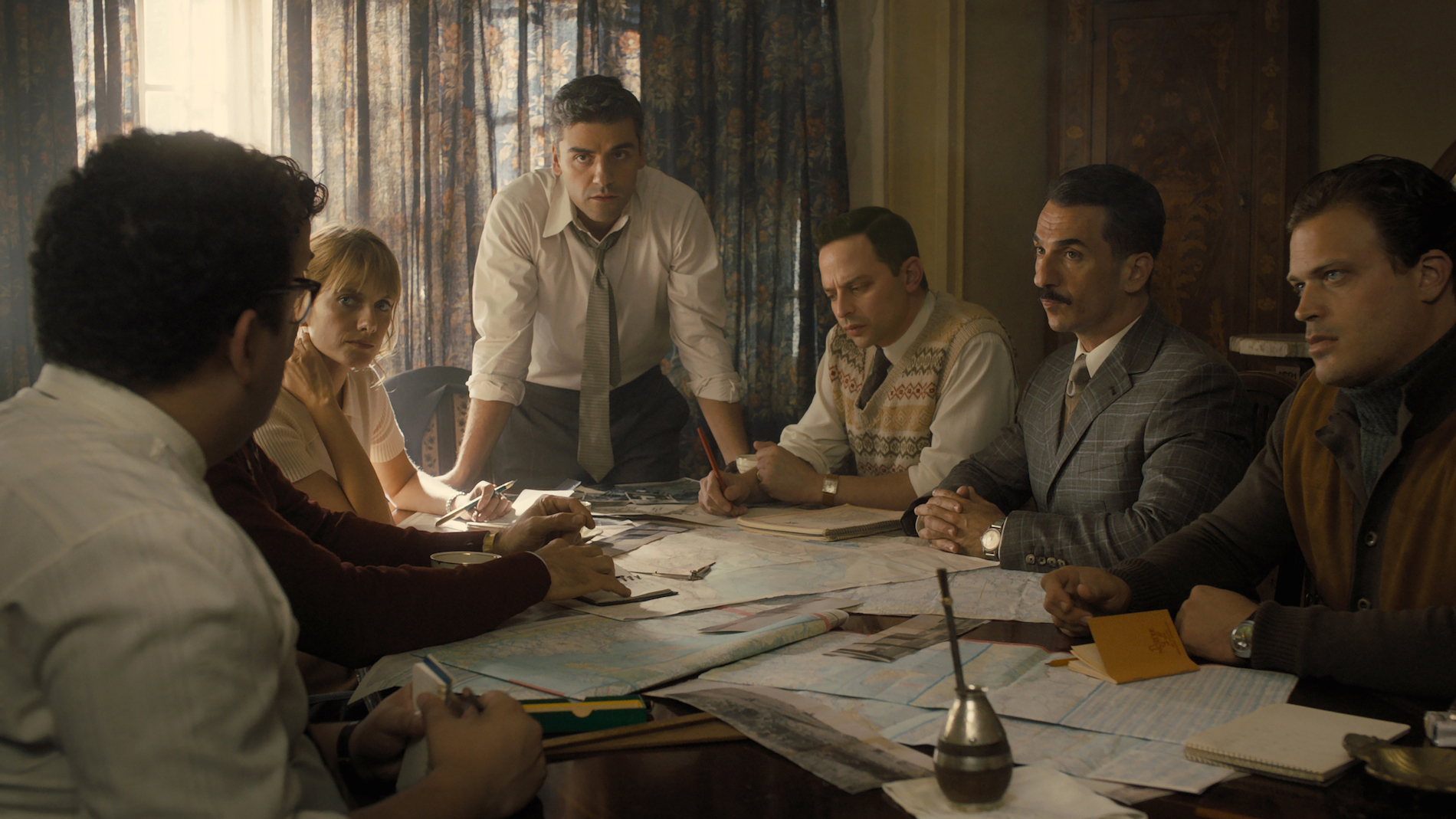 Oscar Isaac on Why Hunting Nazis in Historical Drama 'Operation Finale' Feels So Relevant