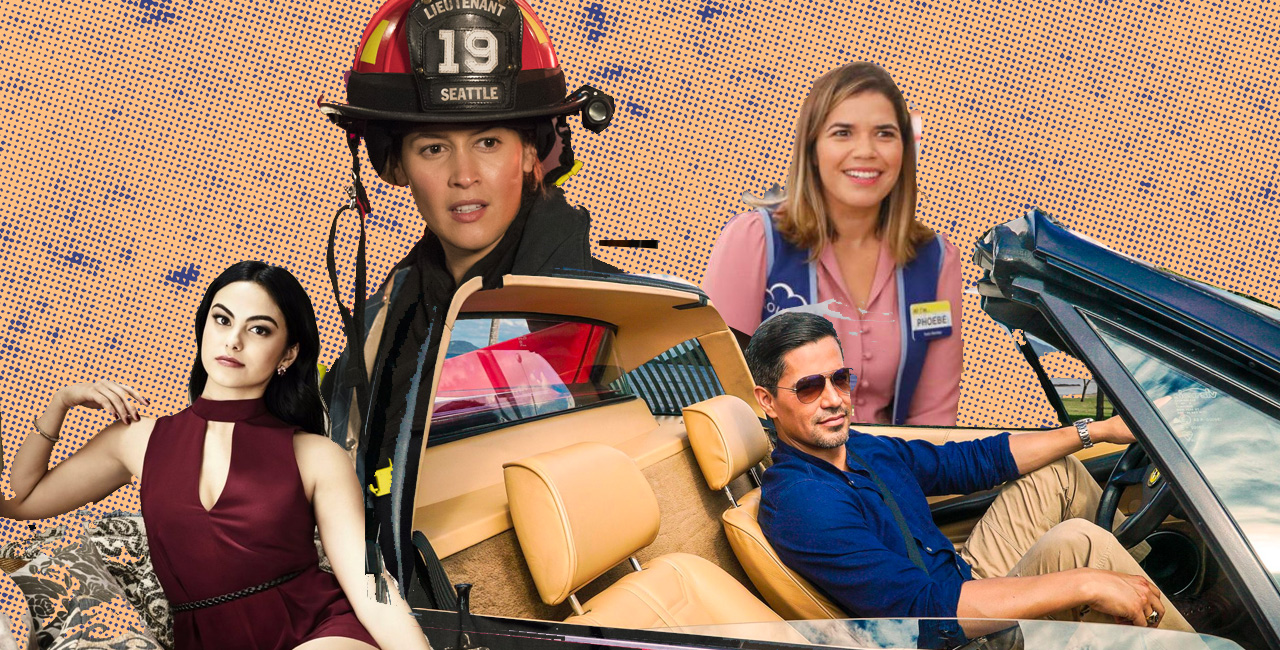 19 TV Shows Starring Latinos You Should Watch This Fall
