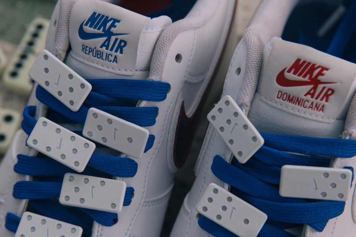 6154efe74a Get a Sneak Peek at the New Dominican Republic Nike Air Force 1s