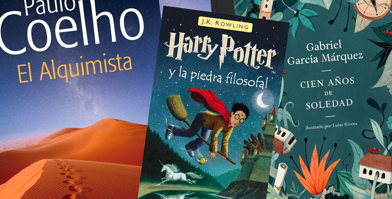 10 Fiction Books In Spanish That Constantly Top Amazons's
