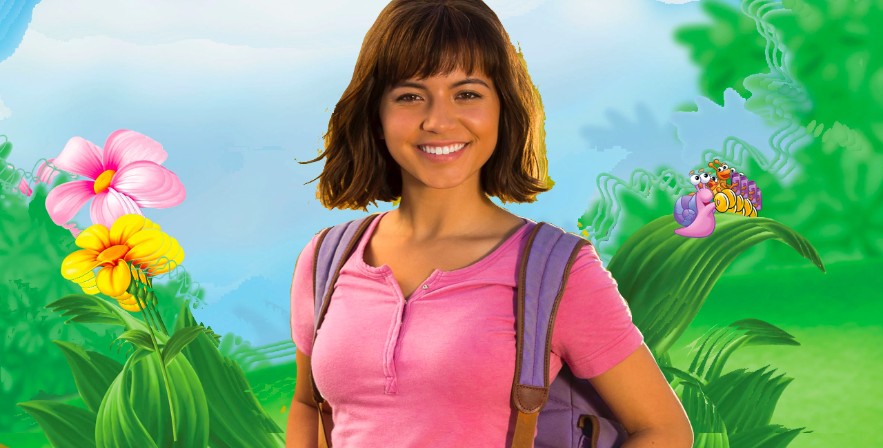Here's How People Are Reacting to the First Look at a Teenaged Dora the Explorer