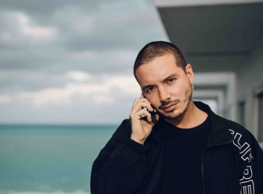 J Balvin Collaborates With Japanese Hip-Hop Group for Upcoming Anime Film