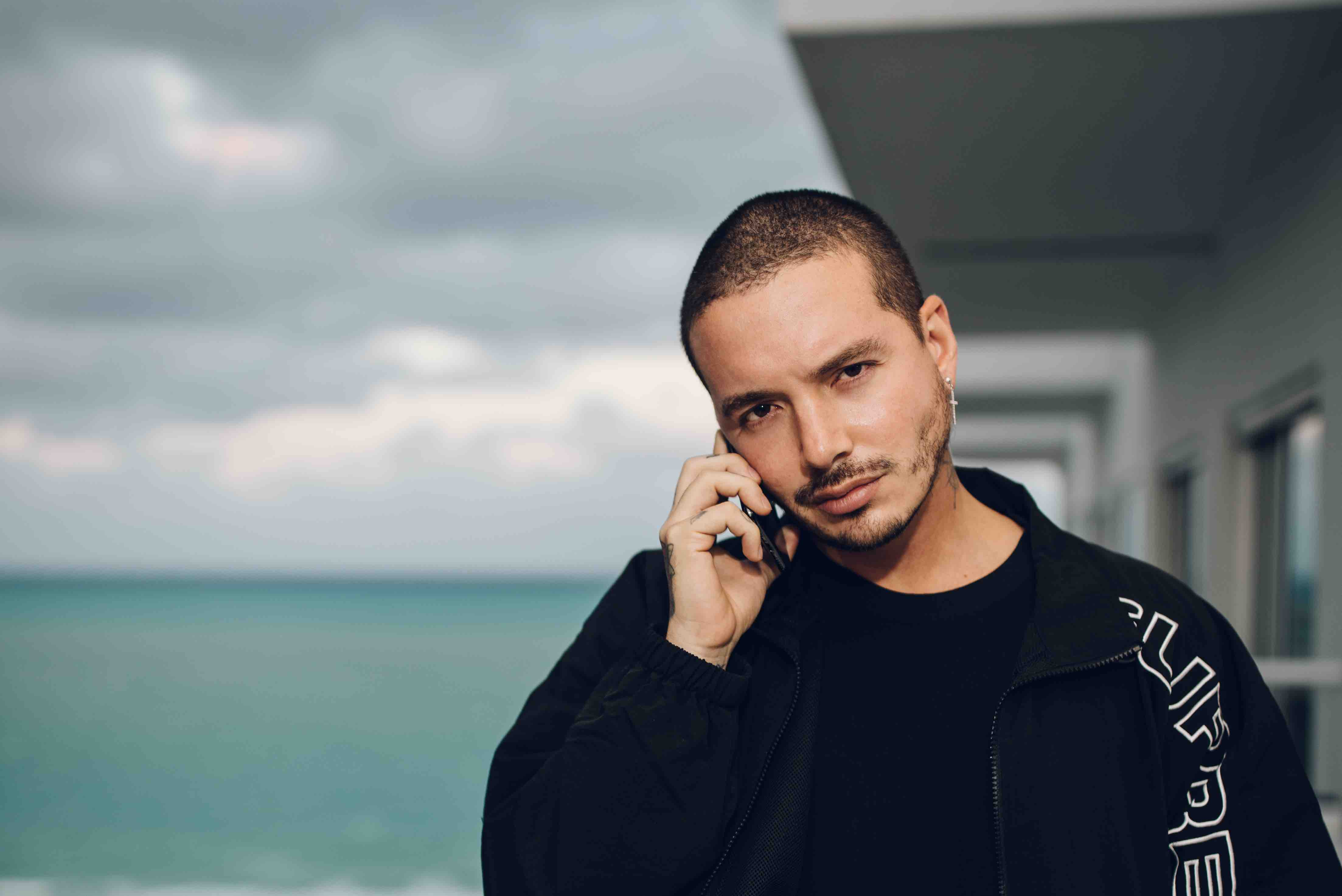 J Balvin Shares How Professional Help Got Him Through Months of 'Hell' with Depression