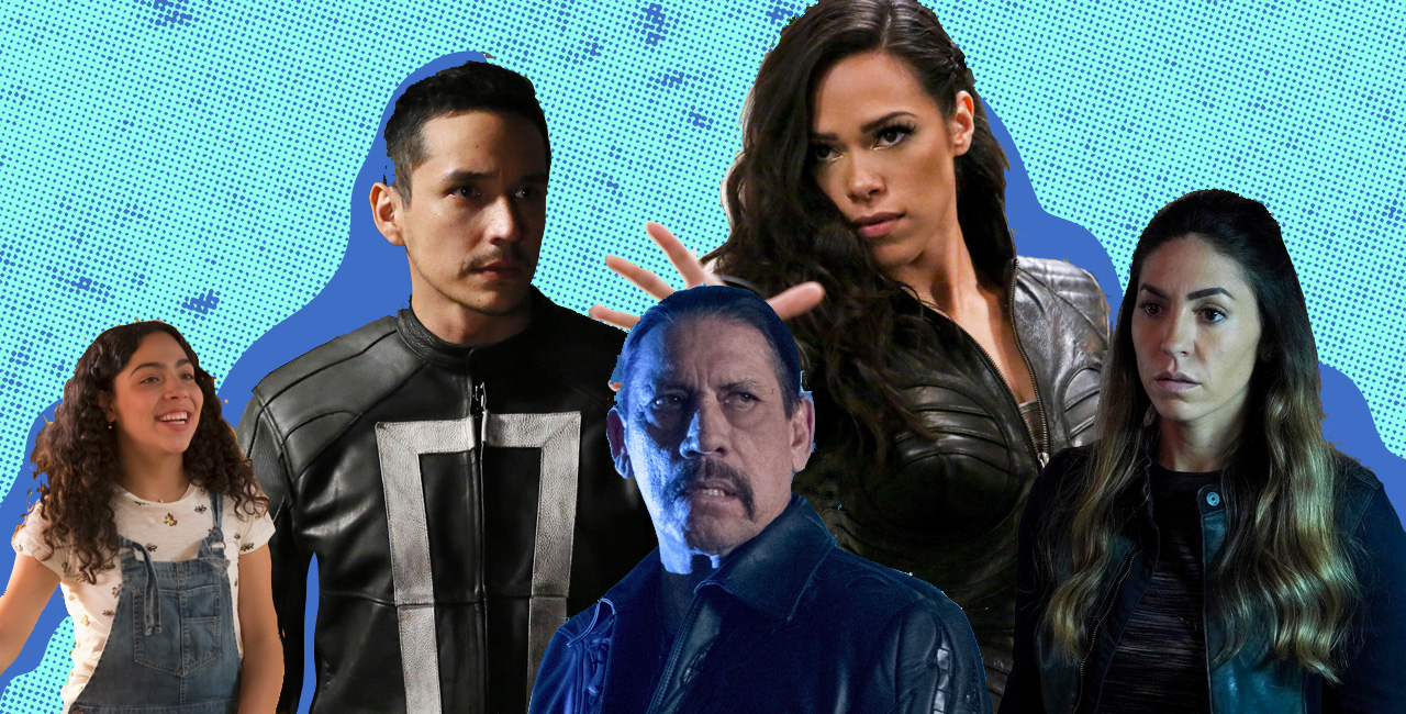12 Latino Superheroes You Can Watch on TV