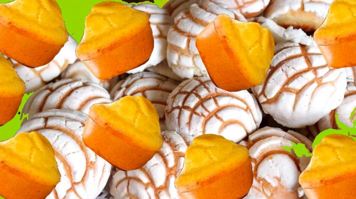 A Mexican Bakery Combined Conchas and Mantecadas and Twitter Can't Handle It
