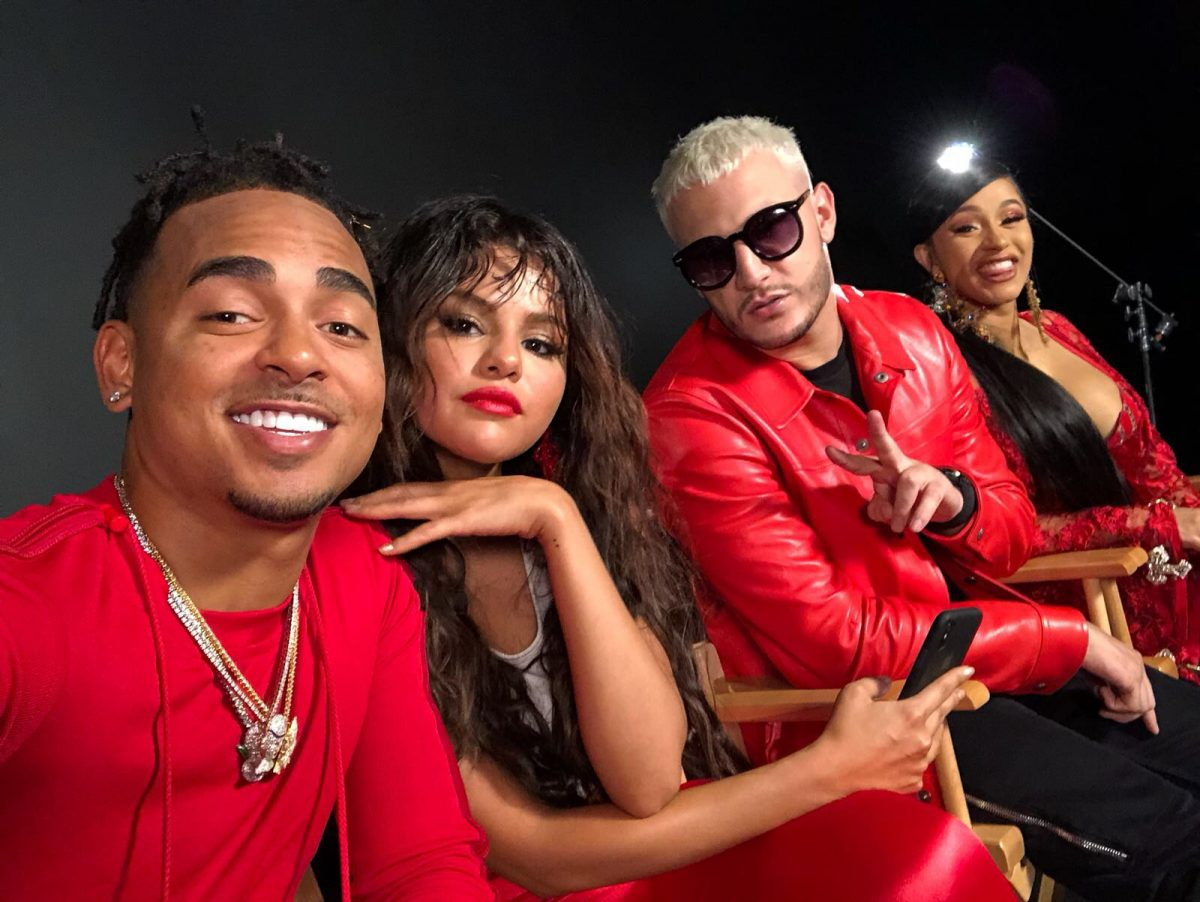 Everything We Know About The Upcoming Cardi B Ozuna Selena Gomez