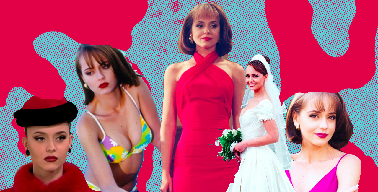 9 Looks From the '90s Telenovela 'La Usurpadora' That We'd Wear Today