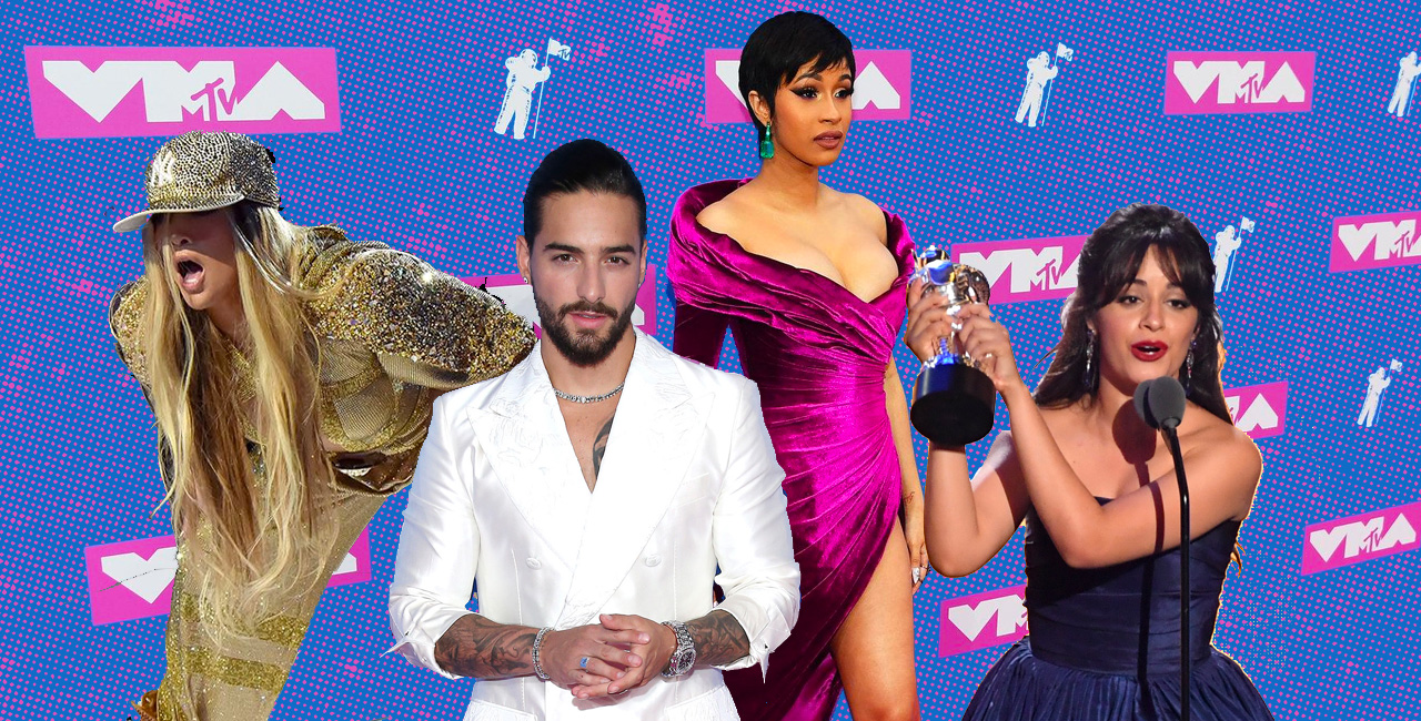 6 Times Latinos Were Center Stage at the MTV VMAs