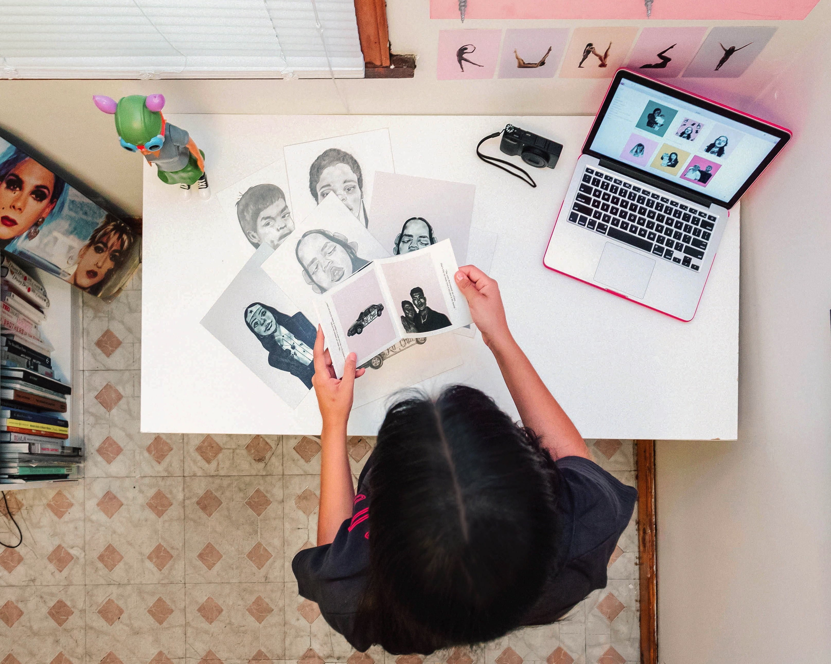 6 Tips For Building an Art Career From Chicana Artist Runsy