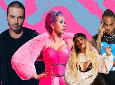 2018 Latin American Music Award Nominees: Urbano Artists Dominate But Women Do Not