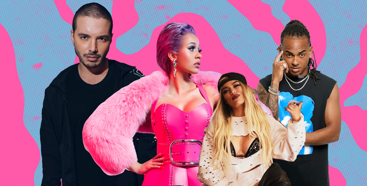 2018 Latin American Music Award Nominees: Urbano Artists Dominate But Women Do Not
