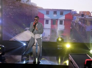 Bad Bunny Remembers Hurricane María Victims on 'Tonight Show' Debut