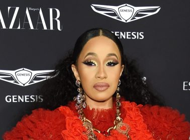 """Don't Put My Father on TV!"" Cardi Yells at Reporter Who Ambushed Her"