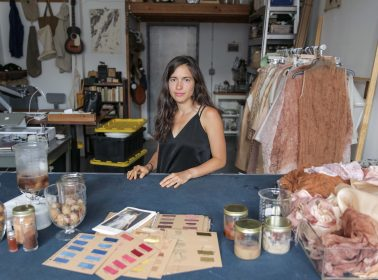 Venezuelan Maria Elena Pombo Is Changing Fashion – One Avocado Seed At A Time